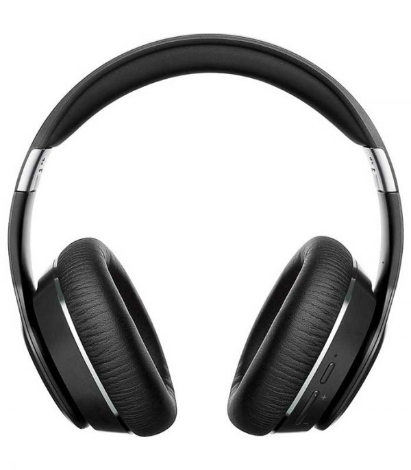 Edifier W820BT Bluetooth Stereo Headphones - Μαύρο