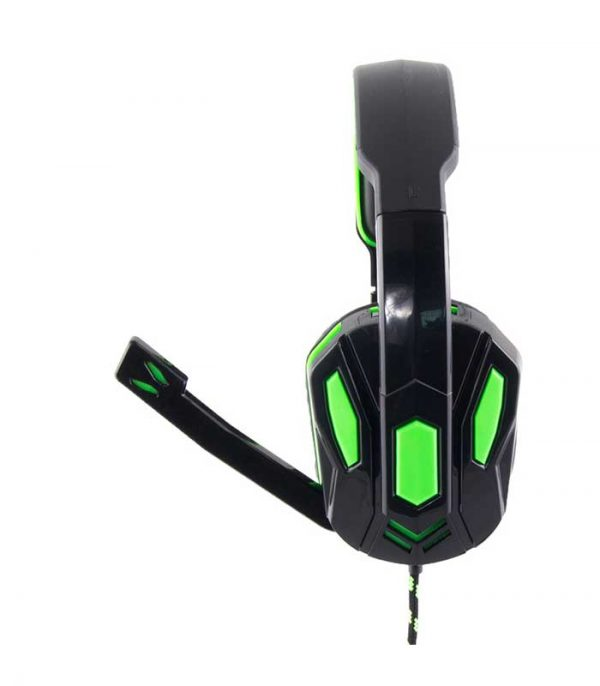 Esperanza EGH340 Snake Gaming Headphones - Πράσινο/Μαύρο