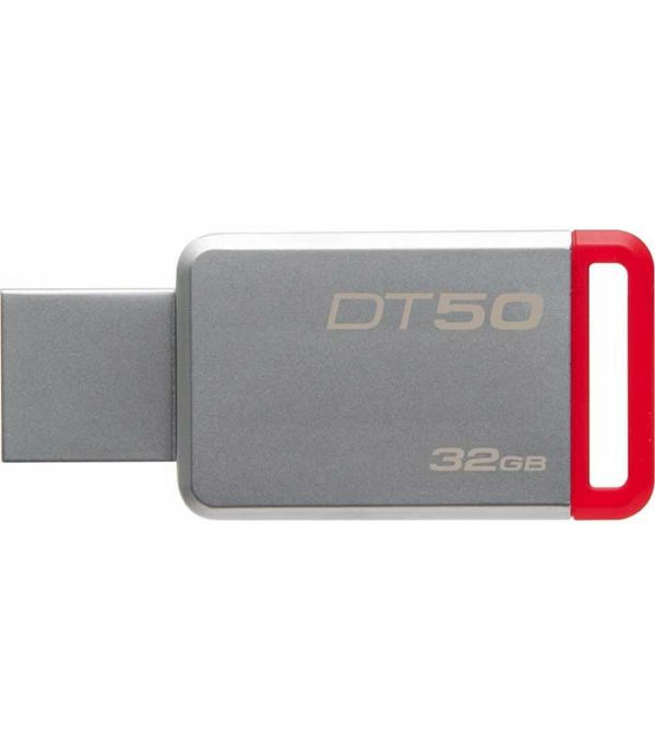 Kingston pendrive DT 50 32GB USB 3.0 - Κόκκινο