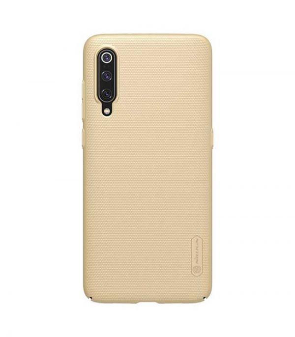 Nillkin Super Frosted Shield Case για Xiaomi Mi 9 - Χρυσό