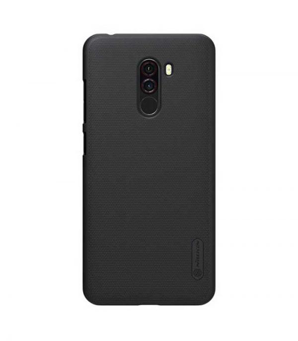 Nillkin Super Frosted Shield Case για Xiaomi Pocophone F1 - Μαύρο