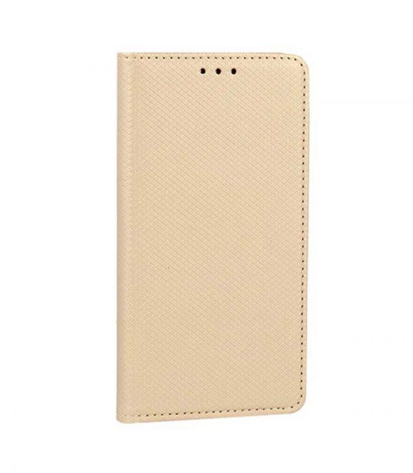 OEM Smart Magnet Book Θήκη για Xiaomi Mi 9 - Χρυσό