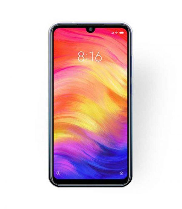 OEM TPU Glitter Θήκη για Xiaomi Redmi Note 7/Note 7 Pro - Μαύρο