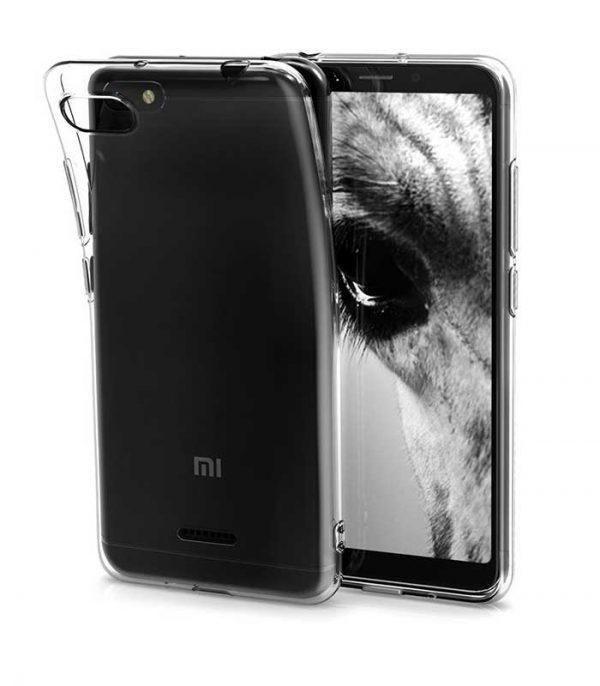 OEM TPU Ultra Slim 0,5mm Θήκη για Xiaomi Redmi 6A - Διάφανο
