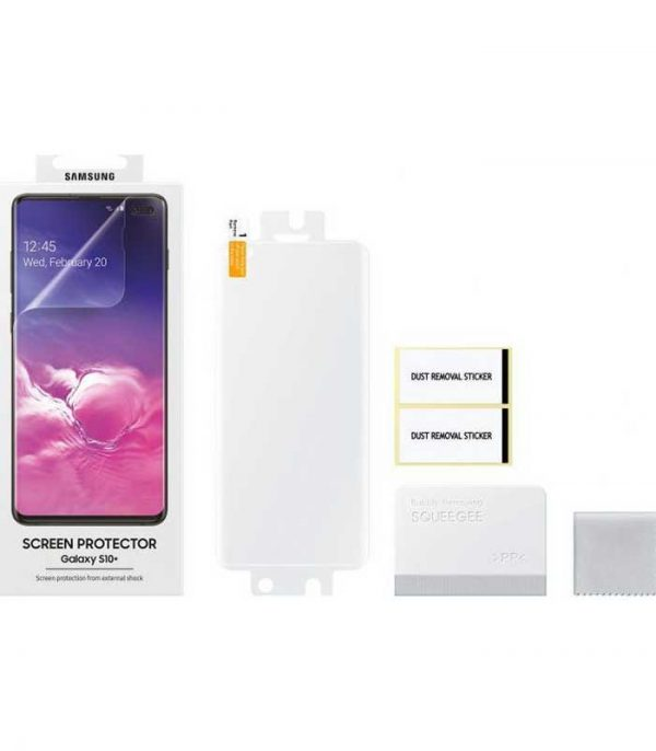 Samsung Original Screen Protector για Samsung Galaxy S10 Plus (2 Τεμάχια)