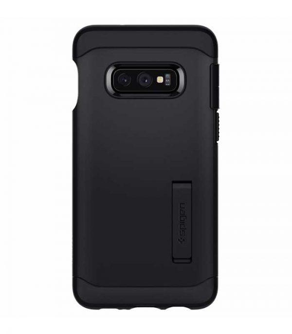 Spigen Slim Armor Θήκη για Samsung Galaxy S10e - Μαύρο