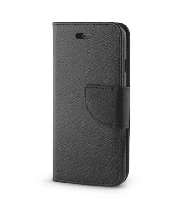 OEM Book Smart Fancy Θήκη για Xiaomi Redmi Note 7 / 7 Pro - Μαύρο