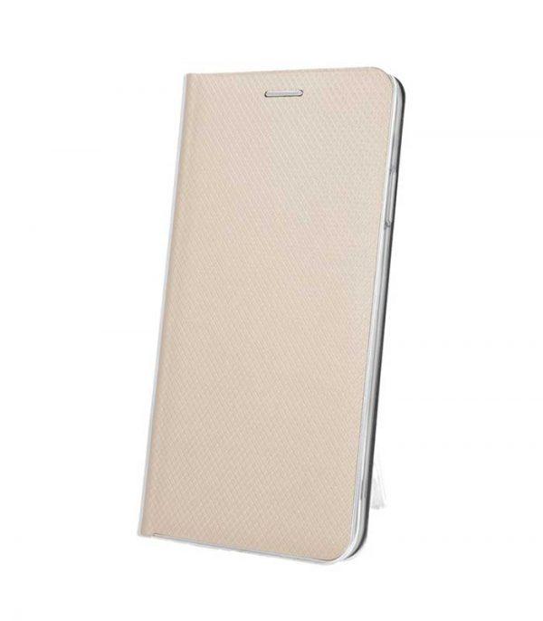 OEM Book Smart Fusion Θήκη για Xiaomi Redmi Note 7 / 7 Pro - Χρυσό