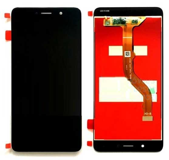 P8 Lite 2017 / P9 Lite 2017 Original Assembled Display+Touch Μαύρο