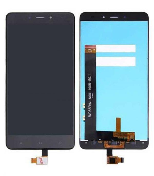 Redmi Note 4 Original Assembled Display+Touch Μαύρο (MediaTek)