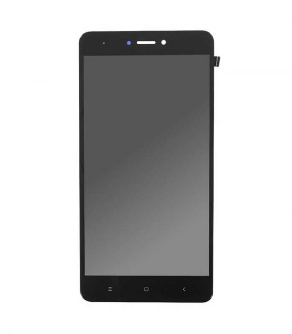 Redmi Note 4X Original Assembled Display+Touch Μαύρο
