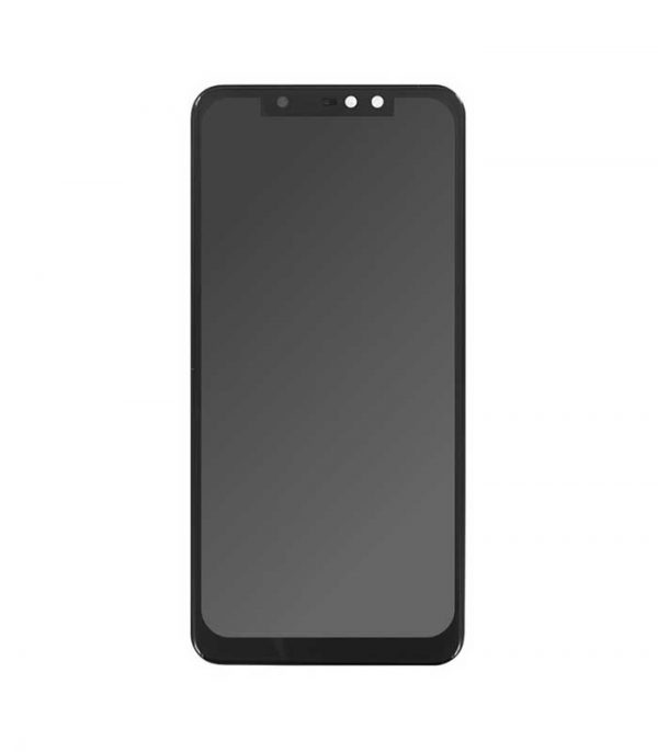 Redmi Note 6 Pro Original Assembled Display+Touch Μαύρο