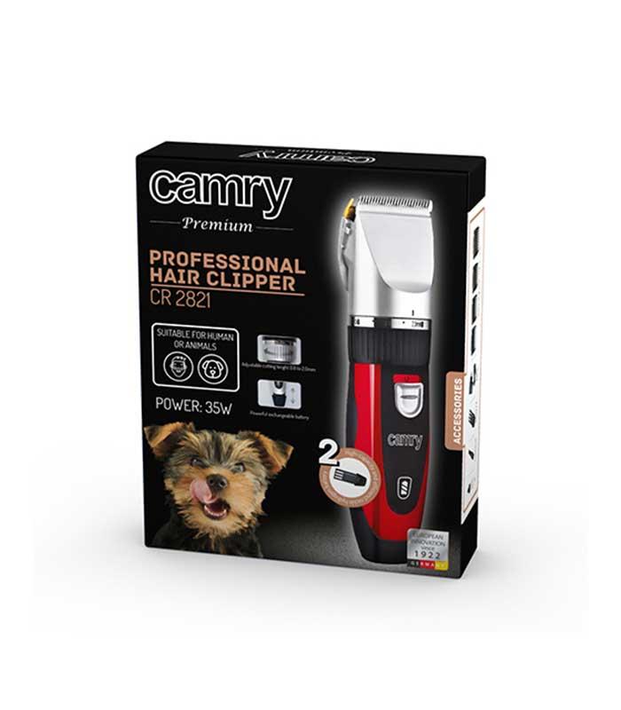 Camry CR2821 Κουρευτική Μηχανή για Κατοικίδια