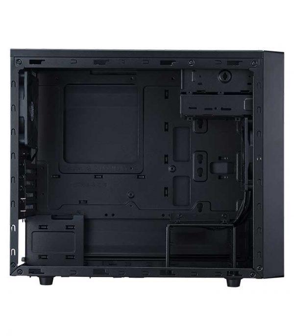 CoolerMaster N200 Κουτί Η/Υ - Μαύρο