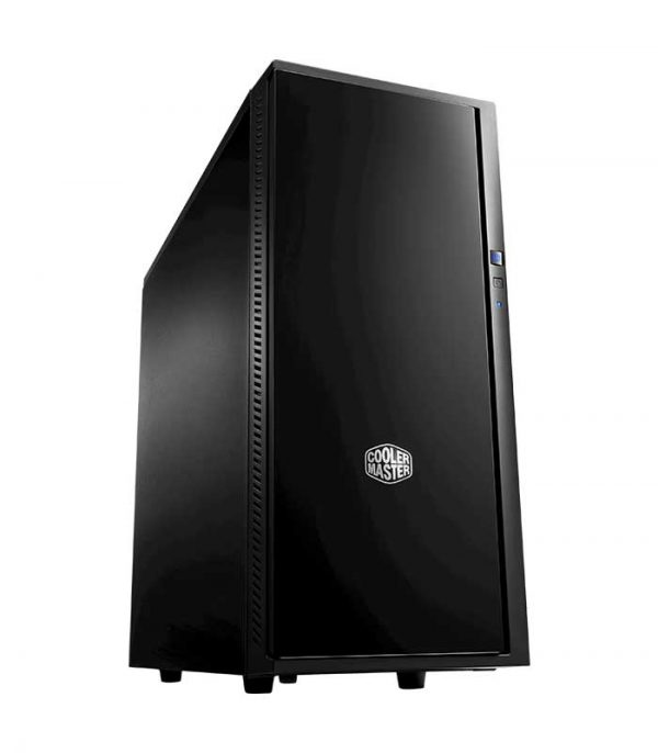 CoolerMaster Silencio 452 - Μαύρο