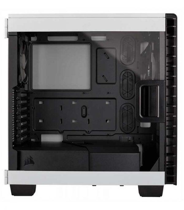 Corsair Carbide Clear 400C - Λευκό