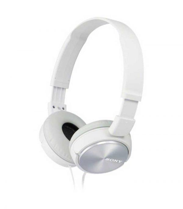 Sony MDR-ZX310AP Αναδιπλούμενα Ακουστικά - Λευκό