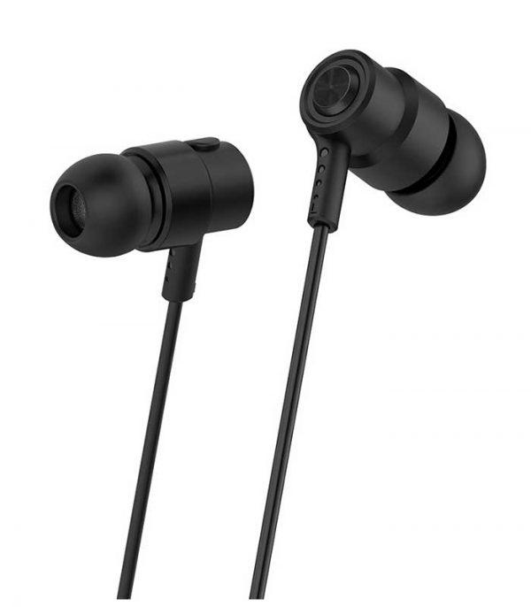 Celebrat CLB-V1-BK Ακουστικά με μικρόφωνο, 3.5mm, 1.2m - Μαύρο