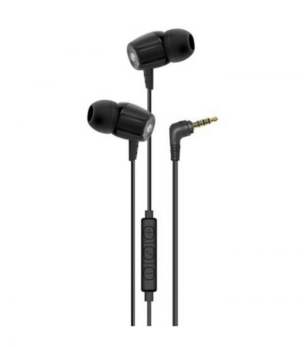 iXchange SE11 Earphone - Μαύρο