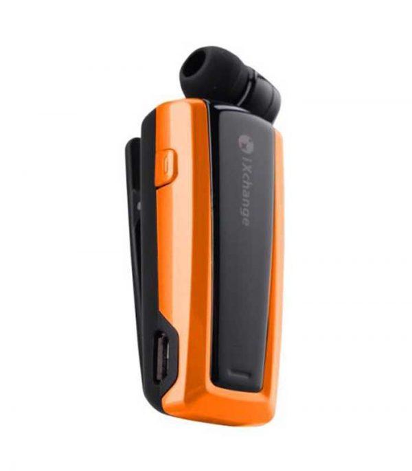 iXchange UA24ST Retractable Bluetooth mini Headset - Πορτοκαλί