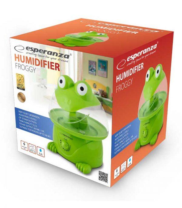 Esperanza EHA006 Froggy Υγραντήρας 3.5L 25W
