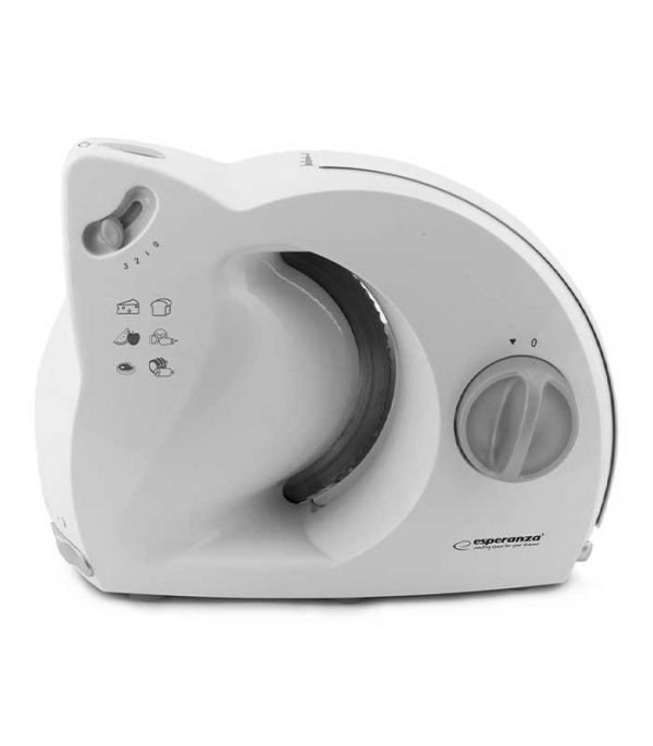 Esperanza EKM017W Prosciutto Ηλεκτρική Μηχανή Κοπής Τροφίμων 150W