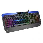 SADES Gaming set πληκτρολόγιο, ποντίκι & mouse pad Battle Ram, ενσύρματα